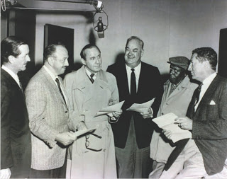 The cast of the Jack Benny  Program